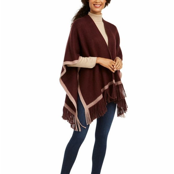 Styled for cozy days and nights, Vince Camuto's